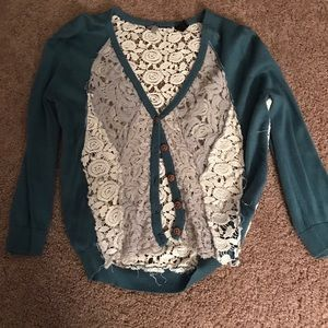 Tops - cardigan button up